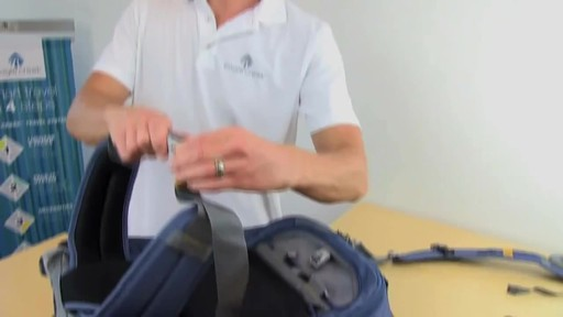 Eagle Creek Flip Switch Wheeled Backpack - image 7 from the video