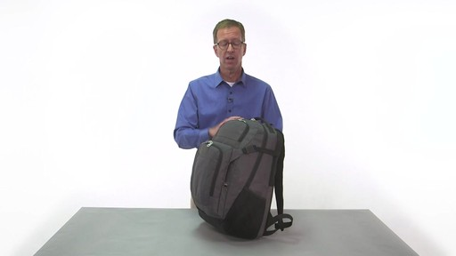 eBags Stash Laptop Backpack - on eBags.com - image 1 from the video