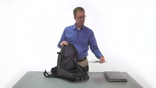 eBags Stash Laptop Backpack - on eBags.com - image 10 from the video