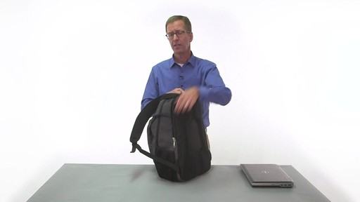 eBags Stash Laptop Backpack - on eBags.com - image 5 from the video