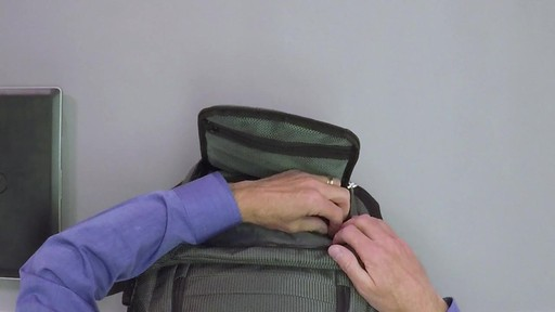 eBags Stash Laptop Backpack - on eBags.com - image 7 from the video