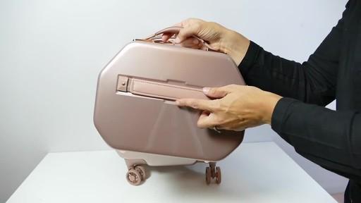 Kensie Luggage Gemstone 24
