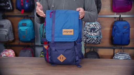 JanSport - Hatchet Backpack - image 1 from the video