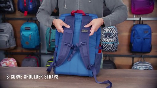 JanSport - Hatchet Backpack - image 2 from the video