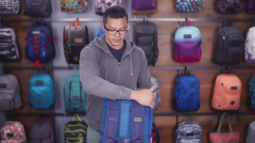 JanSport - Hatchet Backpack - image 3 from the video