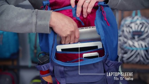 JanSport - Hatchet Backpack - image 4 from the video