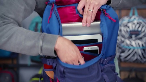 JanSport - Hatchet Backpack - image 5 from the video