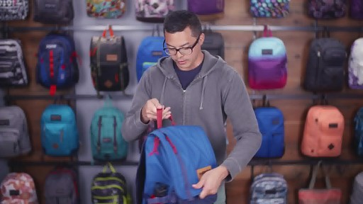 JanSport - Hatchet Backpack - image 7 from the video