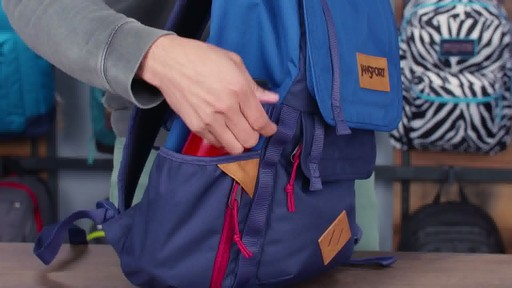 JanSport - Hatchet Backpack - image 8 from the video