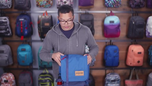 JanSport - Hatchet Backpack - image 9 from the video