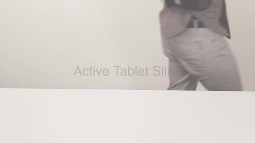 SOLO Active Universal Tablet Sling, fits tablets up to 11