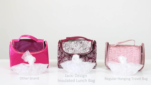 Jacki Design Insulated Lunch Bag - eBags.com - image 1 from the video