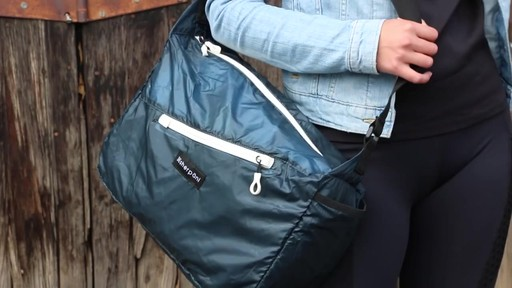Sherpani Oggi Packable Crossbody- Exclusive - image 1 from the video