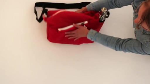 Sherpani Oggi Packable Crossbody- Exclusive - image 10 from the video