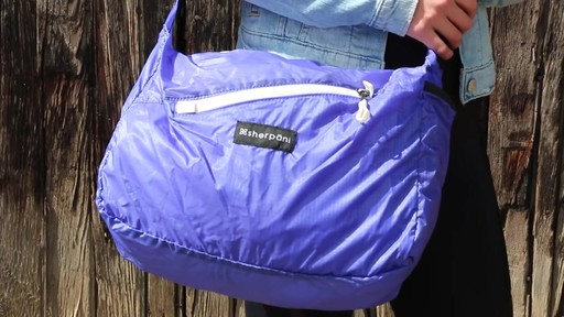 Sherpani Oggi Packable Crossbody- Exclusive - image 2 from the video