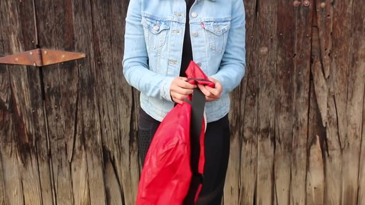 Sherpani Oggi Packable Crossbody- Exclusive - image 3 from the video