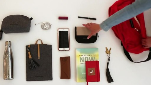 Sherpani Oggi Packable Crossbody- Exclusive - image 6 from the video