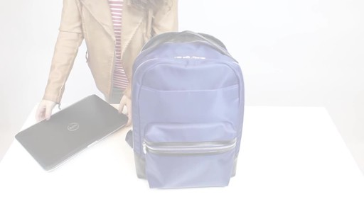 McKlein USA Parker Laptop Backpack - image 8 from the video