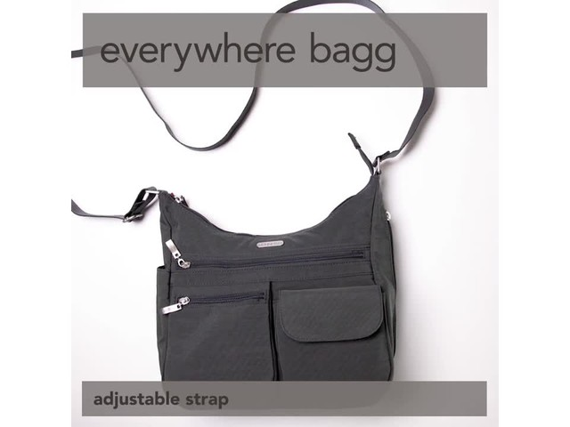 baggallini Everywhere Shoulder Bag with RFID - image 1 from the video