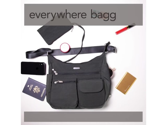 baggallini Everywhere Shoulder Bag with RFID - image 10 from the video