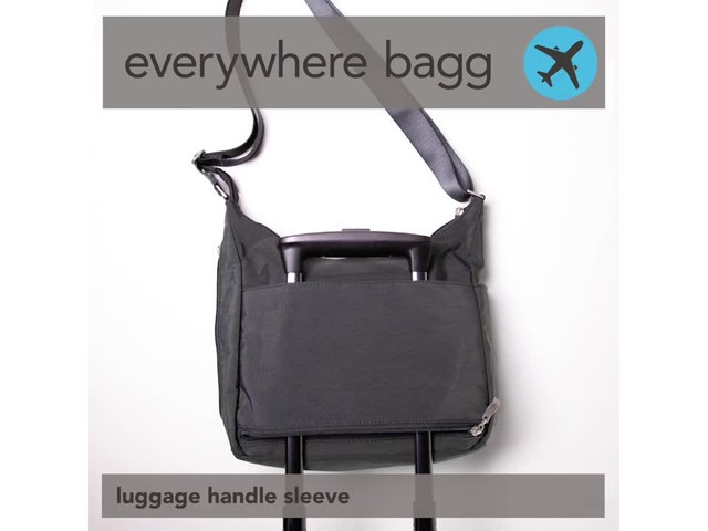 baggallini Everywhere Shoulder Bag with RFID - image 2 from the video
