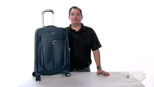 Spinner Luggage Rundown - image 10 from the video