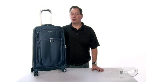 Spinner Luggage Rundown - image 2 from the video