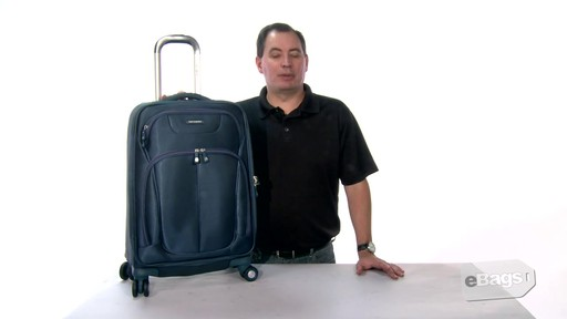 Spinner Luggage Rundown - image 5 from the video