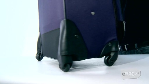 Spinner Luggage Rundown - image 6 from the video