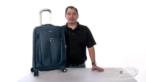 Spinner Luggage Rundown - image 9 from the video
