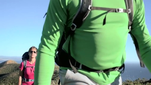 Gregory Women's J 38 Hiking Backpack  - image 3 from the video