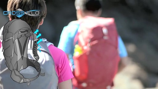 Gregory Women's J 38 Hiking Backpack  - image 6 from the video