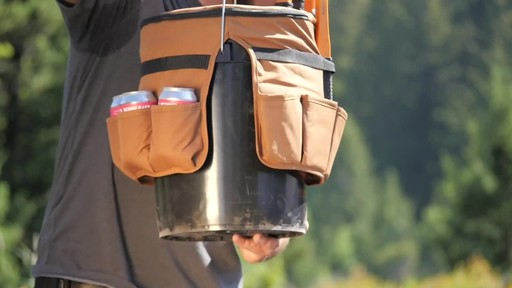 Carhartt Bucket Cooler - image 10 from the video
