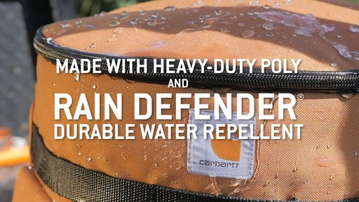 Carhartt Bucket Cooler - image 4 from the video