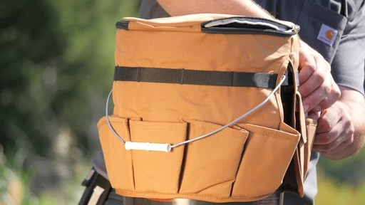 Carhartt Bucket Cooler - image 8 from the video
