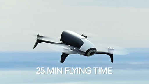Parrot BeBop 2 Drone - Shop eBags.com - image 1 from the video