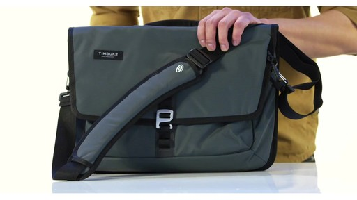c143a8cb6d Timbuk2 Transit Briefcase - image 1 from the video