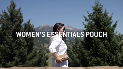 Carhartt Women's Essentials Pouch - image 1 from the video