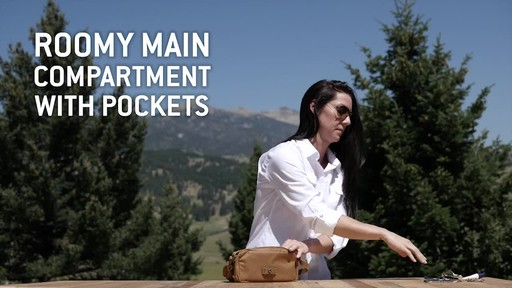 Carhartt Women's Essentials Pouch - image 8 from the video