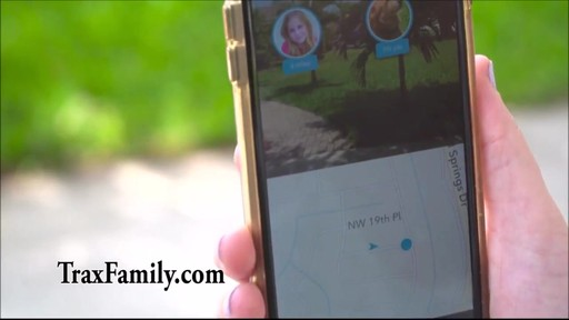 Trax Play GPS Tracker for Kids & Dogs - image 4 from the video