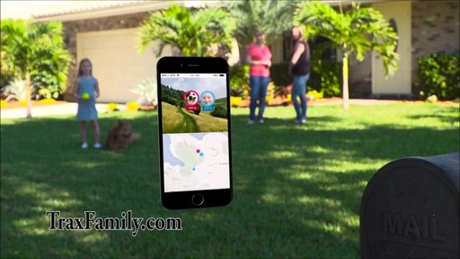 Trax Play GPS Tracker for Kids & Dogs - image 7 from the video