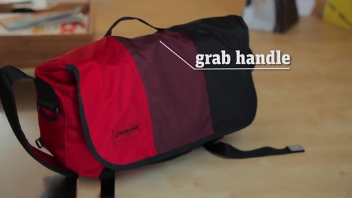 Timbuk2 Classic Messenger - eBags.com - image 6 from the video