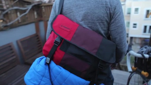 Timbuk2 Classic Messenger - eBags.com - image 9 from the video