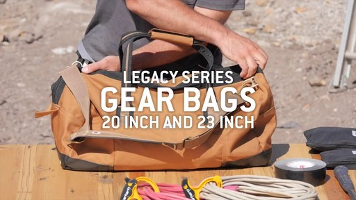 Carhartt Legacy Gear Bags - image 1 from the video