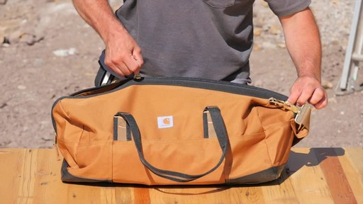Carhartt Legacy Gear Bags - image 8 from the video