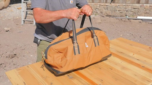 Carhartt Legacy Gear Bags - image 9 from the video