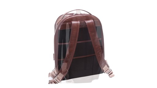 McKlein USA Parker Dual Compartment Laptop Backpack - image 5 from the video