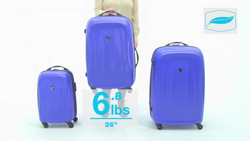 Heys America Lightweight Pro Collection - eBags.com - image 2 from the video
