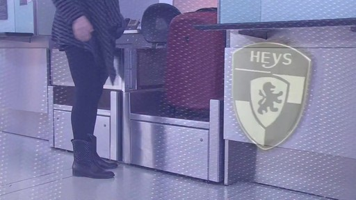 Heys America Lightweight Pro Collection - eBags.com - image 4 from the video