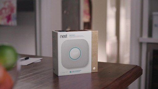Nest Protect Smoke & Carbon Monoxide Detectors - image 2 from the video